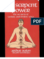The Serpent Power - The Secrets of Tantric and Shaktic Yoga