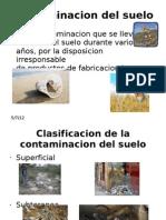 2012-2 Contaminación del Suelo