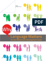 2012 UNESCO Why Languages Matter