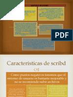El Scribd y sus componentes