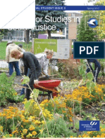 CSSJ Newsletter Vol 7 No 1 (Spring 2012)