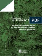 Cuadernos Del Caribe 7 - Agropecuaria