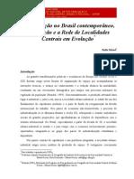 Urbanizaçao no Brasil contemporaneo