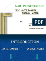 Anti Tamper Device