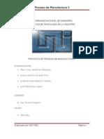 Proceso de Manufactura II