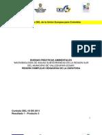Microbiología de aguas subterráneas en la región sur del municipio de Valledupar- Cesar