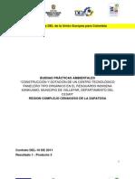 Construcción y dotación de un centro tecnológico panelero tipo orgánico en el resguardo indígena kankuamo, municipio de Valledupar, Departamento del Cesar