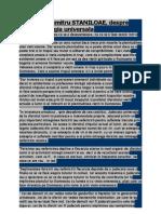 Eshatologia Parintele Dumitru STANILOAE
