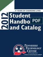 Tn Tech Student Handbook