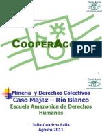 Minería, Derechos Colectivos - EADH