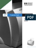HP Laserjet 1100 Manual