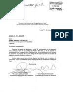 PL 1091 (Ejecutivo) Delegación Facultades Tributarias