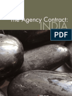 The Agency Contract - India