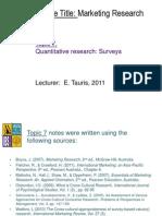quantitativ rsrch