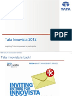 Basic Information About Tata Innovista 2012