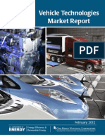 ORNL 2011 Vehicle Technologies Report