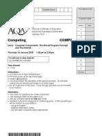AQA-COMP2-W-QP-JAN10