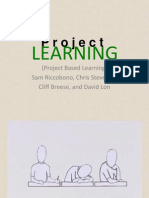 Project Based Learning Presentation