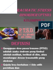 Post Traumatik Stress Disorder (Ptsd)