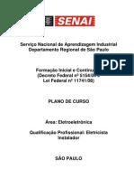 qualificação - eletricista instalador 16-10-2009