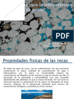 PROPIEDADES PETROFISICAS Y PROCESO DE INVASIÓN