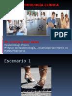 SEMANA 5 Epidemiologia Clinica Pruebas Diagnostic As