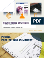 Multichannel Strategies in a Digital and Mobile World