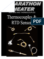 Brochure Thermocouples