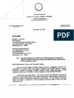 Nevada Attorney General letter to DOE and EPA regarding mixed waste at NTS