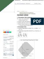 Kumpulan Rumus Lengkap Sma_ Sistem Persamaan Linear & Pertidaksamaan Satu Variabel