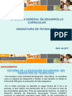 5. Asignatura de Tecnología