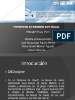 Presentacion DBDesigner