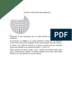 Area y Volumen de La Esfera....
