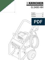 k2400hh Manual