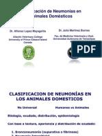 Clasificacion Neumonia en Animales Domes Ti Cos