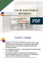 Curva de Juros e Derivativos