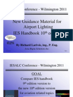 2011-Ies Handbook for Airfield Lighting