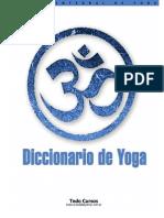 Diccionario de Yoga