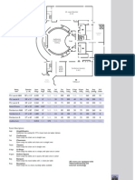 Floor Plan Specifications