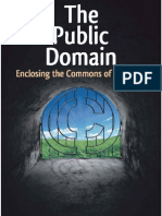 The Public Domain, Enclosing the commons of the mind