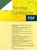 PARCERIAS ESTRATÉGICAS n29