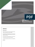 Manual Motard 2.5 2011