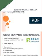 Telaga Air Briefing