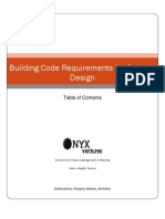 No.3 Final Report - Building Code Requirements for Seismic Design