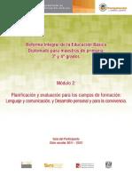 guia_participante_m2 MÓDULO 2 RIEB 3° Y 4° 2012 ATP FJIR LXB unitep053