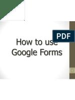 JC_Balasabas_How to Use Google Forms