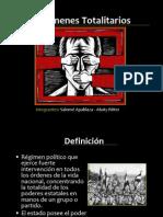 Regimenes totalitarios