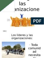 El Liderazgo en Las Organizaciones
