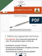 Termoregulacion