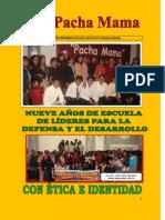 ESCUELA DE LÍDERES PARA LA DEFENSA Y EL DESARROLLO 2012
